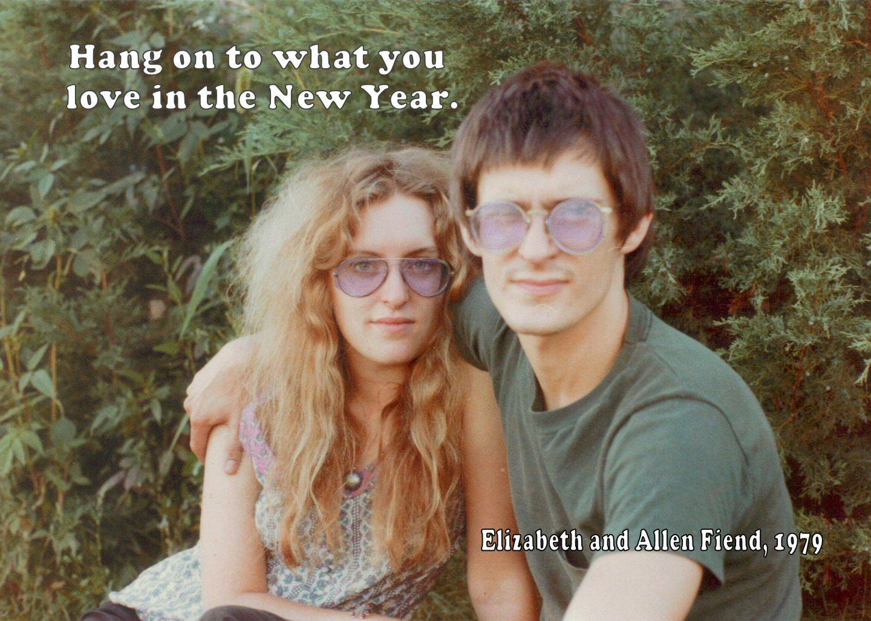 xmas FB 2012 Allen and Elizabeth Bloom 1979