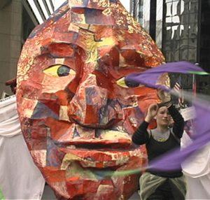 RNC face puppet 2