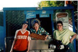 Editor Valerie Keller ; Elizabeth Fiend ; on camera Gretjen Clausing